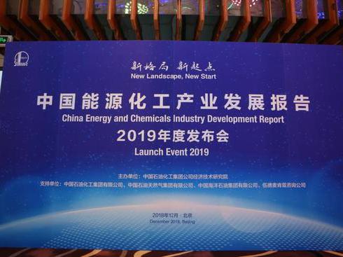 2019中国能源化工产业发展报告